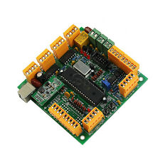 1PC USBCNC 2.1 4 Axis USB CNC Controller Interface Board CNCUSB Substitute MACH3