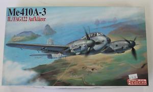Fine Molds Me-410A-3 II FAG122 Aufklarer in 1/72 FP13