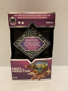 Merge Cube Hold Holograms in Your Hand Virtual Game Toy for IOS & Android