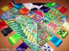 FARMYARD BABY/TODDLER TAGGY BLANKET/COMFORTER/GIFT