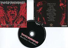 """DEVILS WHOREHOUSE """"Revelation unorthodox"""" (CD) 2003"""
