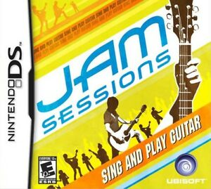 Jam Sessions Nintendo DS Great Condition Complete