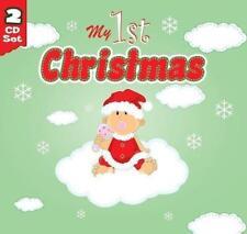 My First Christmas 2 CD Set My 1st Christmas & Rock-A-Bye Christmas NEW