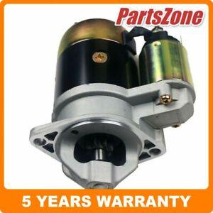Starter Motor Fit for Nissan Navara Vanette D21 2.0L 2.4L Z24 Z20S 86-95 Petrol
