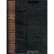 Un HOMME Le PASTEUR Charles WAGNER par WAUTIER d'AYGALLIERS ƒd. Fischbacher 1928