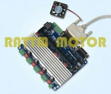 4 Axis TB6560 Stepper Motor Driver Breakout Board Controller H For CNC Router