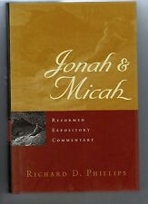 Jonah & Micah: Reformed Expository Commentary [REC] P&R Publishing NEW