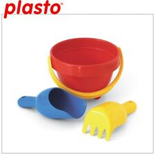 Plasto - Infant Sand Play Set 5166 - Made in Finland