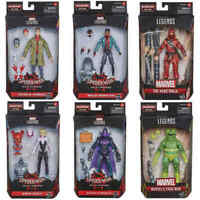 Spider-man Marvel Legends Stilt-Man BAF Set 6 Figures Wave Spider-Verse IN STOCK