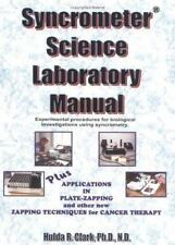 Syncrometer Science Laboratory Manual Volume #1