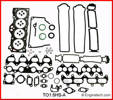 Engine Cylinder Head Gasket Set ENGINETECH, INC. TO1.6HS-A