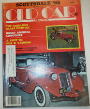 Old Car Illustrated Magazine Glass Pontiac & America Concours May 1980 022615r2