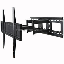 Articulating TV Wall Mount for Samsung 32 39 40 46 50 55LCD Plasma 60 65 LED B0B