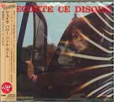SHEILA-ECOUTE CE DISQUE-JAPAN CD C00
