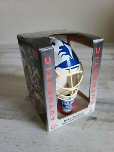 New York Rangers Mike Richter NHL Hockey EA Sports mini Goalie Mask Helmet