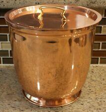 copper ice buckets wine coolers ebay. Black Bedroom Furniture Sets. Home Design Ideas