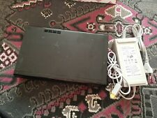 Wii U Black Console With brick  Wire cable Only