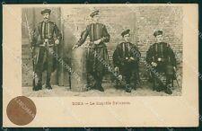Roma Vaticano Guardie Svizzere cartolina VK1347