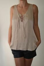Clubwear Tank, Cami 100% Silk Tops for Women