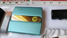 SONY MZ-EH70 PORTABLE HI-MD PLAYER MADE IN JAPAN!