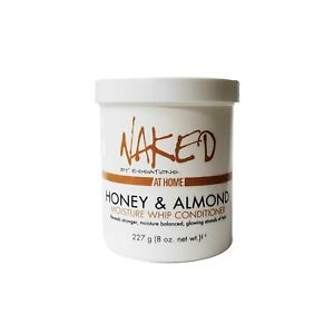 Naked by Essations Honey&Almond Moisture Whip Conditioner 8oz. Free Shipping!!
