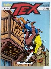 Tutto Tex n. 214 di Bonelli, Galep * ed Bonelli