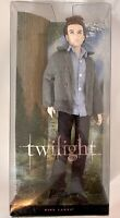 """Twilight Edward Doll  Barbie Collection Pink Label  Size Approx 12"""" Mattel"""