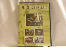 DEREK BAILEY Playing For Friends on 5th Street Downtown Music Gallery NYC DVD