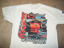 DODGE & PLYMOUTH EVENT T-SHIRT MOPAR NATIONALS COLUMBUS,OHIO X-LARGE JEEP,AMX NR