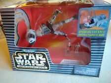 Star Wars Micro Machines Action Fleet B-Wing Starfighter 1997 Gold Logo BNIB