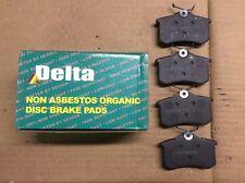 New Delta 763-D340 Organic Disc Brake Pad Pads