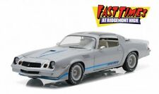 Fast Times at Ridgemont High 1:18 1979 Chevy Camaro Z28 Greenlight - Official