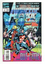Avengers The Terminatrix Objective No 1 Sep 1993 (NM-) Marvel, Modern Age