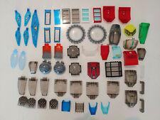 Lego LOT of 500+ Transparent PIECES (SW, Space, etc.)