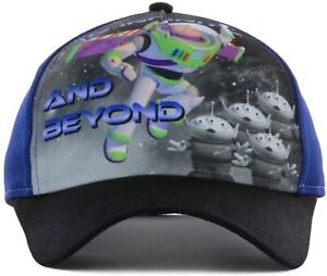 Disney Toy Story Child Toddler Buzz Lightyear To Infinity and Beyond Hat Cap