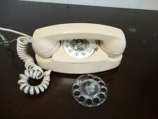 Vintage~The Princess Phone~701B Western Electric~Bell System~Rotary Telephone