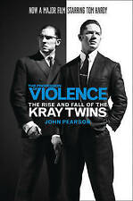 The Profession of Violence: The Rise and Fall of the Kray Twins, New, Pearson, J