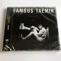 FAMOUS TAEMIN (SHINee) JAPAN CD Regal Edition Free Shipping SEALED