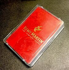 Remy Martin Fine Champagne Cognac X. O. Red With Gold Logo Poker Playing Cards