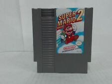 SUPER MARIO BROS 2 --- NES Nintendo
