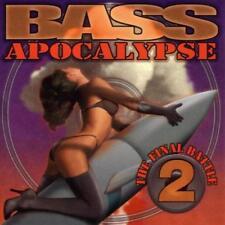 New: BASS- Bass Apocalypse 2:Final Battle CASSETTE