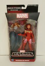 Legends Series Marvel Maidens of Might Hasbro 2015 New