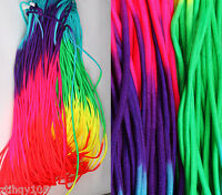 200ft RainBow Color 550 Paracord Rope 7 strand Parachute Cord CAMPING HiKING