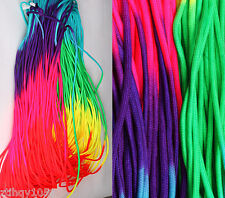 300Ft RainBow Color 550 Paracord Rope 7 Cord Emergency Suvival Outdoor Camping