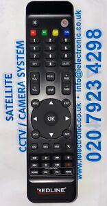 Redline Genuine Remote Control for Goldenbox,TS2000, TS2500, TS4000, TS8000,G500