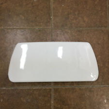 VITRA # 4, WHITE WITH SQUARE CLAW TOILET TANK LID