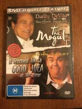 The Mogul + It Seemed Like A Good Idea At The Time Dvd - Double pack - NEW