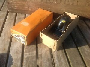 VINTAGE BOXED STANLEY 110 BLOCK PLANE New old stock