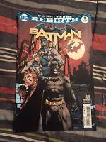Batman #1 Rebirth Special Edition Gotham Girl VF [DC Comics, 2018]