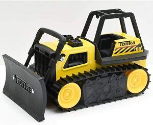 Tonka Steel Classics Bulldozer Basic Fun 6047 from Tates Toyworld